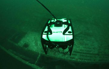 ROV and Instrumentation